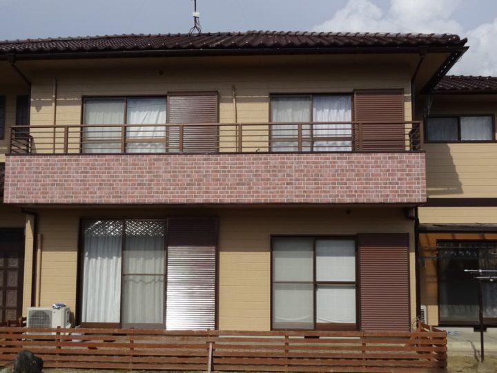 愛媛県 O様邸 外壁塗装