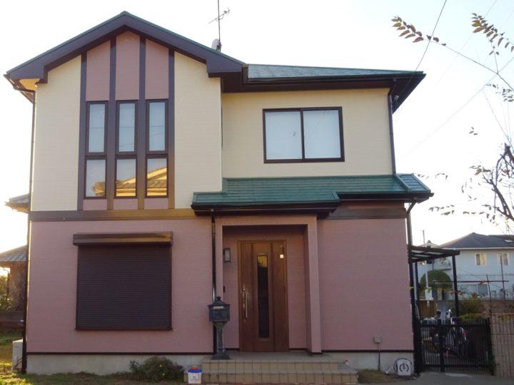愛媛県 T様邸 外壁塗装 屋根塗装