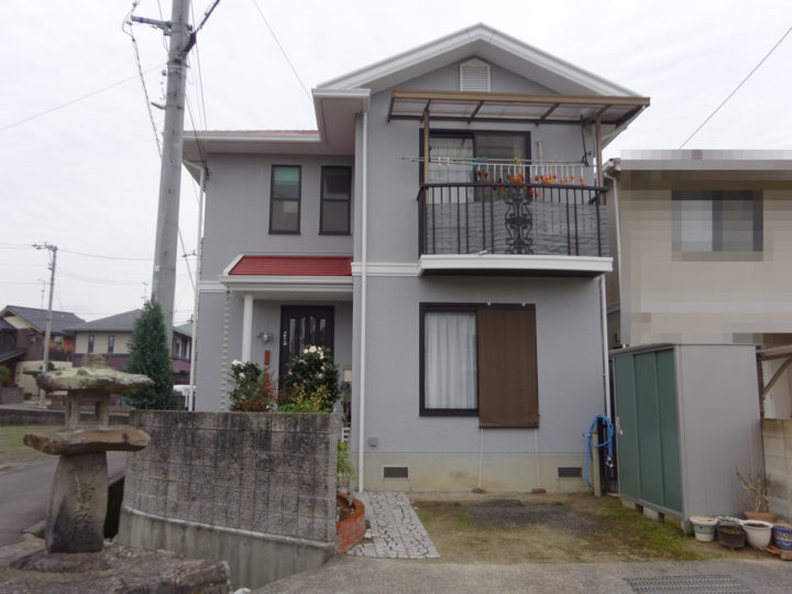 愛媛県 W様邸 外壁塗装 屋根塗装 その他