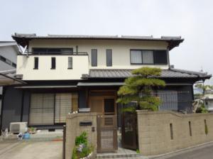 愛媛県 T様邸 外壁塗装