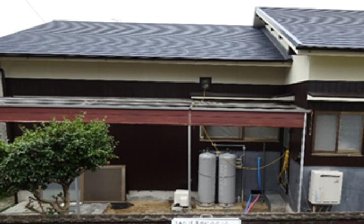 愛媛県松山市 W様邸 屋根葺き替え工事