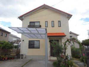 愛媛県松山市 S様邸 外壁塗装 屋根塗装