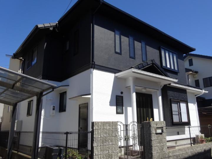 愛媛県松山市 I様邸 外壁塗装 屋根塗装