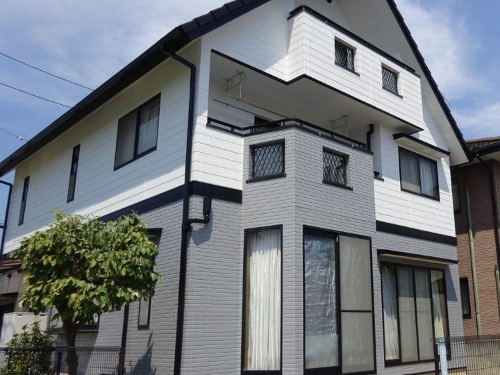 愛媛県松山市 O様邸 外壁塗装 屋根塗装