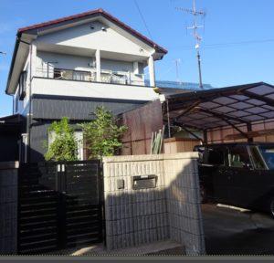 愛媛県松山市 M様邸 外壁塗装 屋根塗装