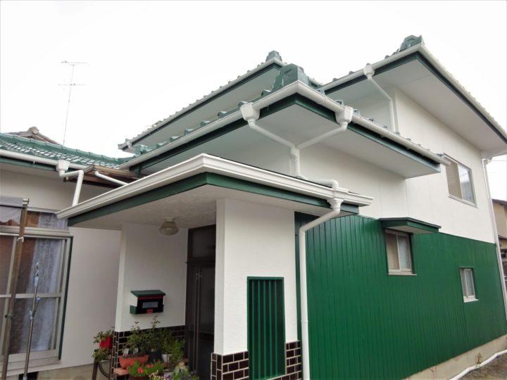 愛媛県西条市 K様邸 外壁塗装 屋根塗装