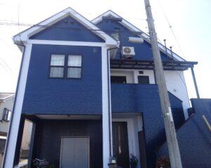 愛媛県松山市 W様 外壁塗装 屋根塗装
