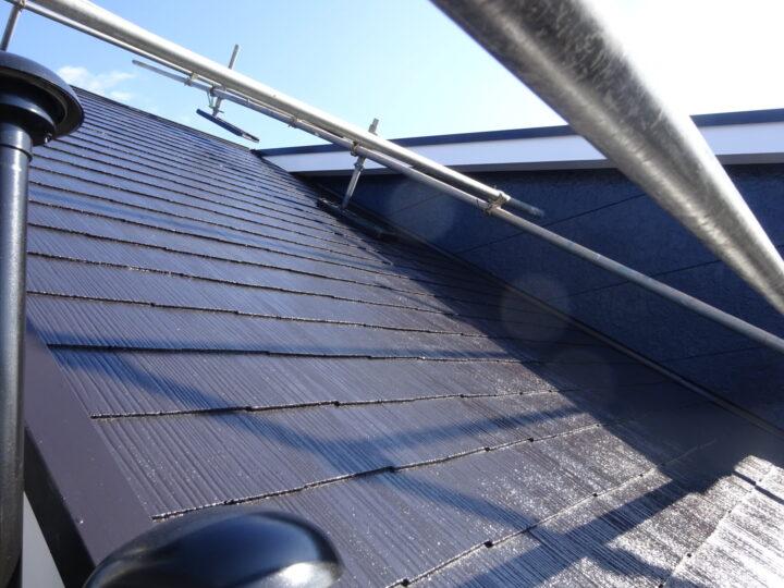 松山市 W様邸 外壁塗装・屋根塗装