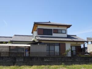 愛媛県新居浜市 O様 外壁塗装