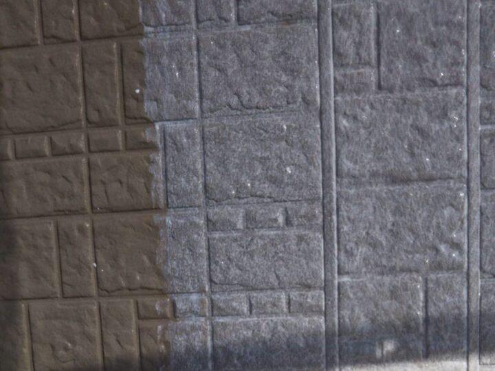 外壁1F下塗り