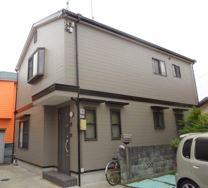 松山市 O様邸 外壁塗装 屋根塗装