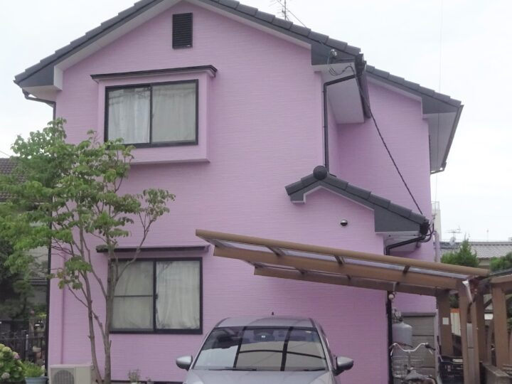 愛媛県東温市 T様 外壁塗装 屋根塗装